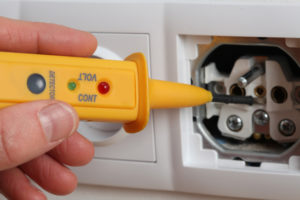 Outlet Repairs – Alpharetta, GA